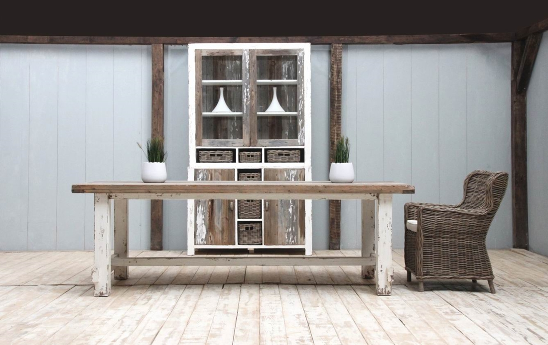 recycled dining table furniture