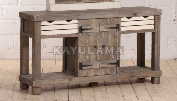 reclimed wood furniture
