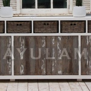 rustic pine reclaimed furniture