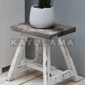 Reclaimed Pine Stool Furniture