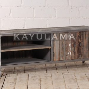 reclaimed pine cabinet furniture