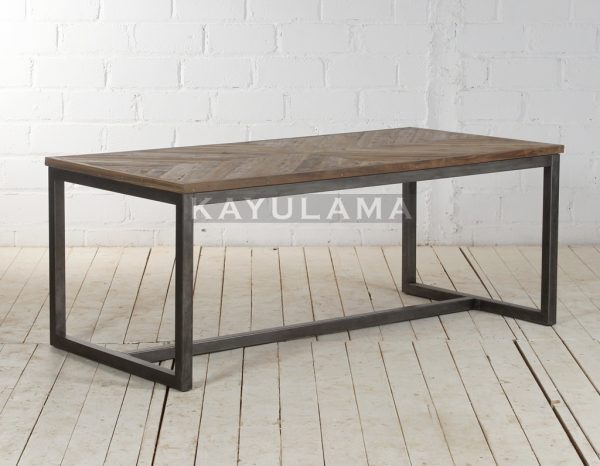 Recycled Teak Furniture Table