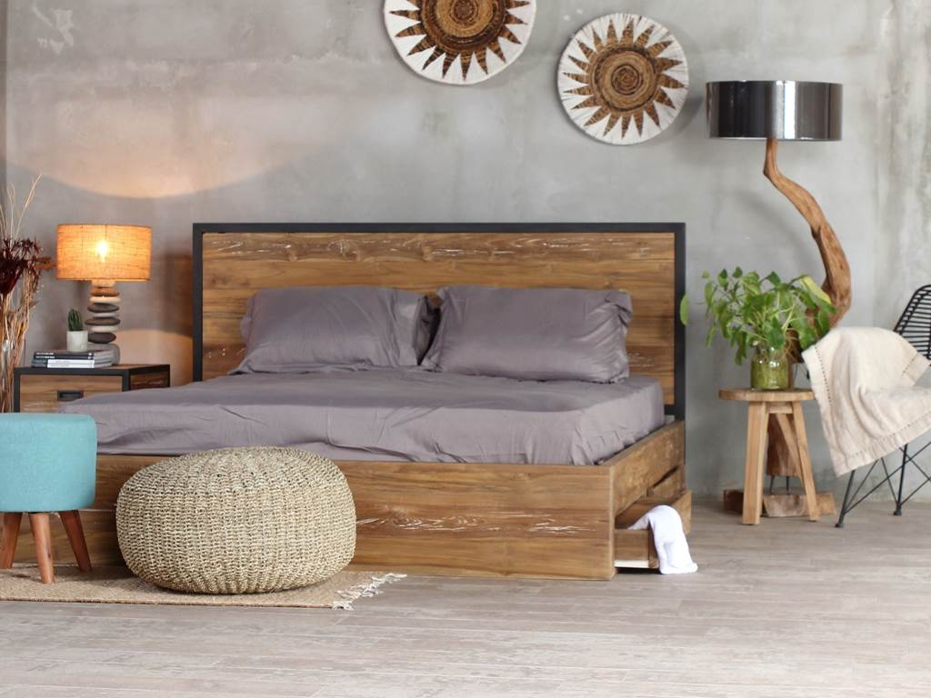 Solitaire Bali-bed