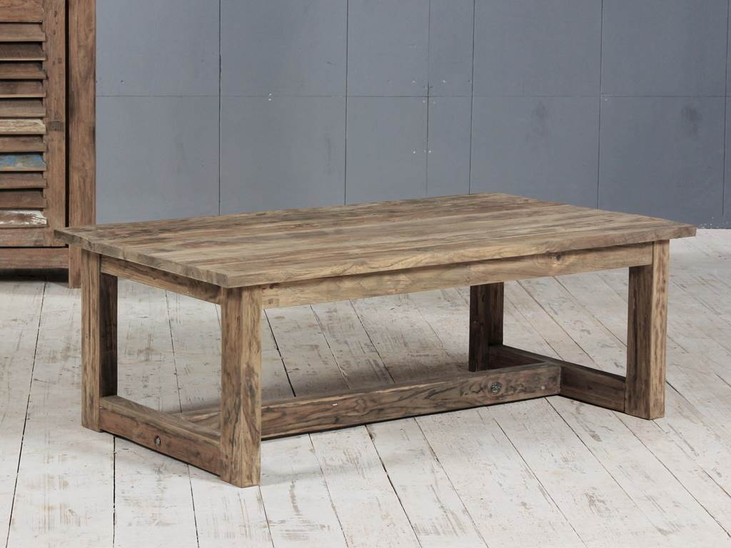 D-Shutter coffee-table