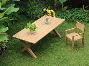 teak outdoor furniture manufacture