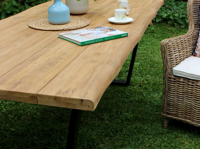 Teak Outdoor Table Top
