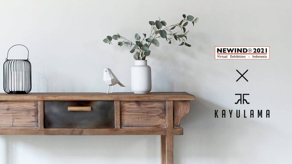 Reclaimed Wood Furniture Manufacture NEWINDO-2021-is-NOW-LIVE